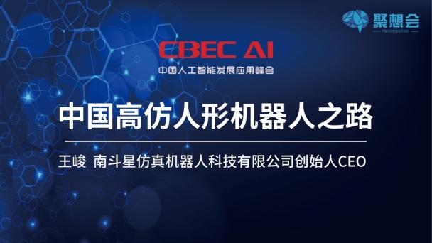 中国高仿人形机器人之路