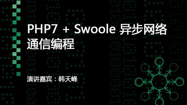 PHP7 + Swoole 异步网络通信编程